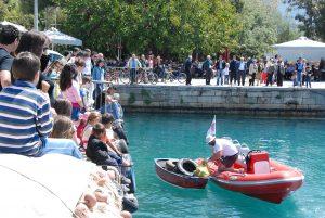 Καθαρίζουμε την Ελλάδα - Λιμάνι